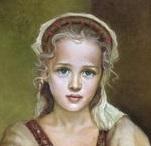 """Brief von der kleinen """"Marta"""" an """"Elder die Heilerin"""""""