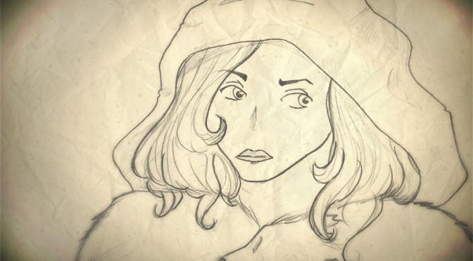 Tagebuch von Gabrielle Fennez