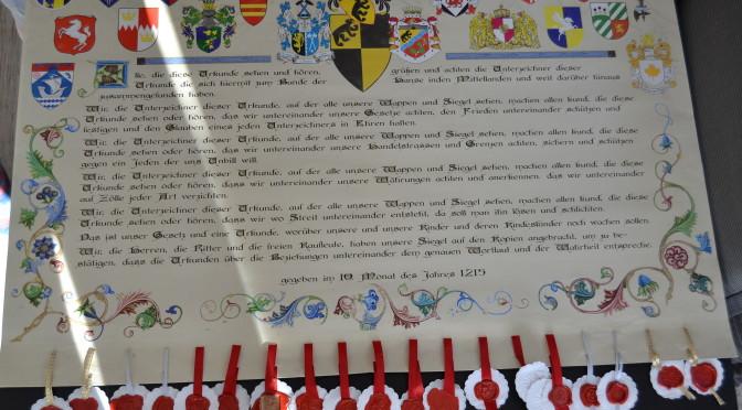 Ein Brief an den Rat von Trum