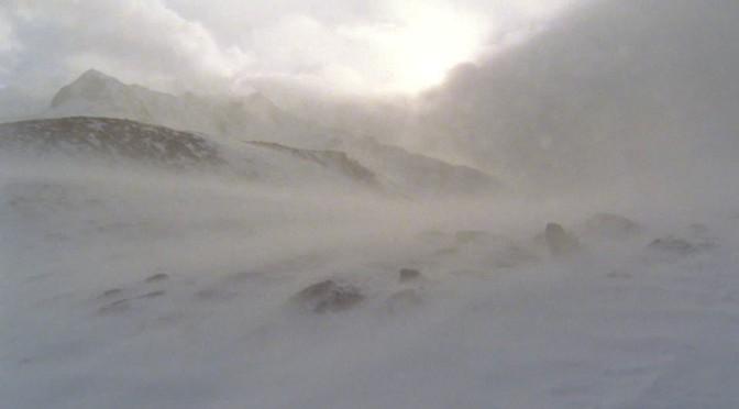 Schnee, Eis und Tod