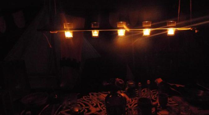 Abends in Siebenhöfen