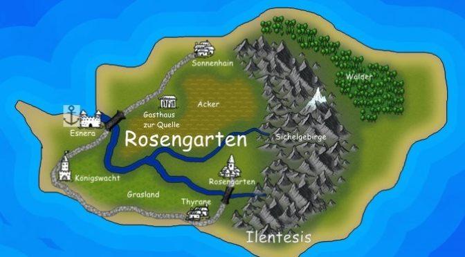 Die Wache Rosengartens sucht Verstärkung