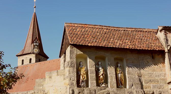 Quittenmus im Helwart-Kloster – Ein Besuch auf Escadon – Tag 2