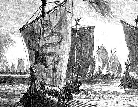 Drachenboote vor Mühlen