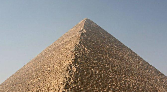 Pyramidenbau zu Champa?