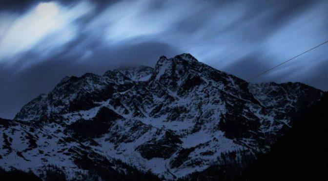 Der Berg bebt
